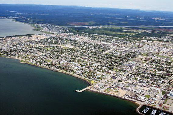 Le nombre de résidences à vendre a grimpé... (Fournie par la Ville de Sept-Îles)