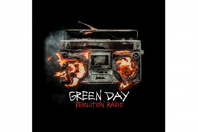 Revolution Radio de Green Day...