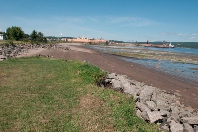 Produits forestiers Résolu et Saguenay ont conclu un... (Archives Le Progrès-Dimanche, Michel Tremblay)