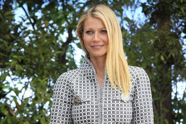 Gwyneth Paltrow a une fille de 12 ans,... (AP, Thibault Camus)