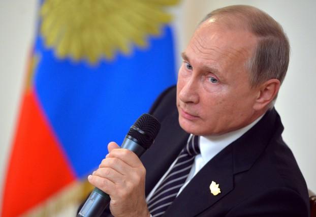 «J'espère que lorsque se termineront ces débats et... (AP, Alexei Druzhinin, Sputnik)