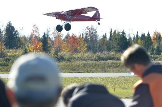 Une douzaine de pilotes ont participé à l'événement-pilote... (Spectre Média, Maxime Picard)