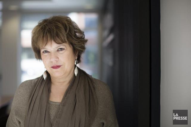 la ministre de l'Enseignement supérieur du Québec, Hélène... (Archives, La Presse)