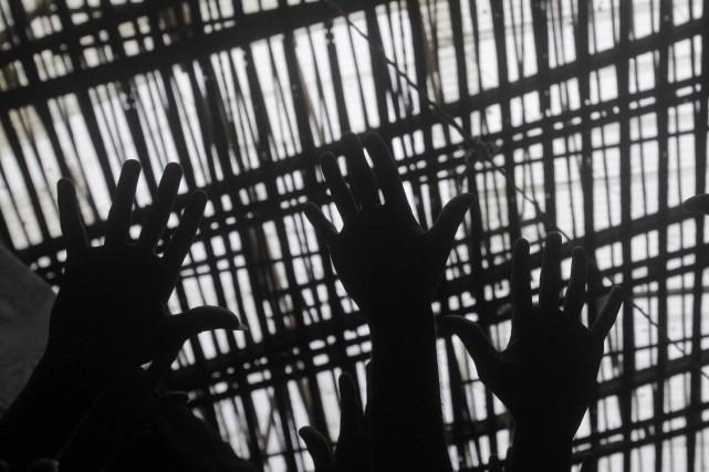 Au moins 18 détenus ont été tués au Brésil quand des émeutes ont éclaté dans... (PHOTO RICARDO MORAES, ARCHIVES REUTERS)