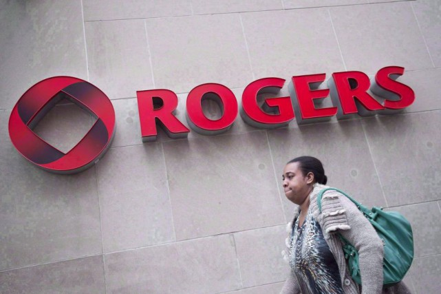Rogers Communications a annoncé lundi, à la surprise générale, que son chef de... (Archives La Presse Canadienne, Darren Calabrese)