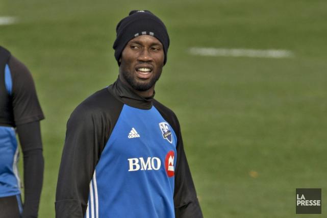 À un moment charnière de la saison, Didier... (PHOTO OLIVIER JEAN, ARCHIVES LA PRESSE)