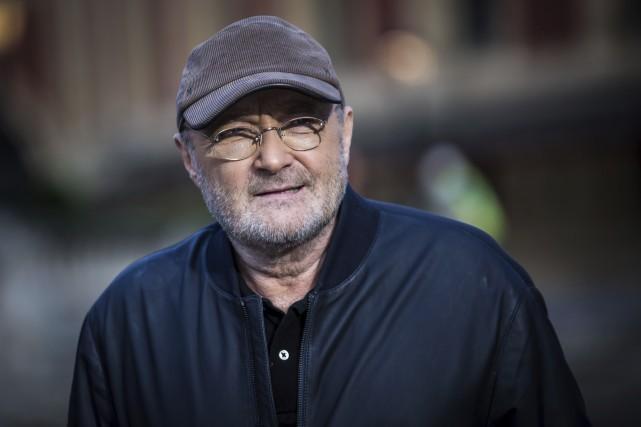 Phil Collins a annoncé lundi qu'il sortait de... (AP, Vianney Le Caer)