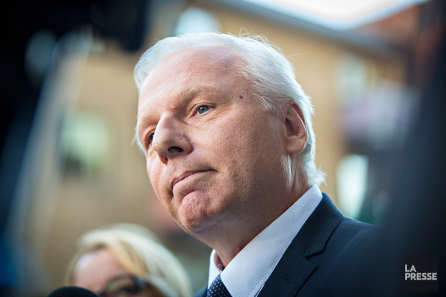Jean-François Lisée... (PHOTO OLIVIER JEAN, ARCHIVES LA PRESSE)