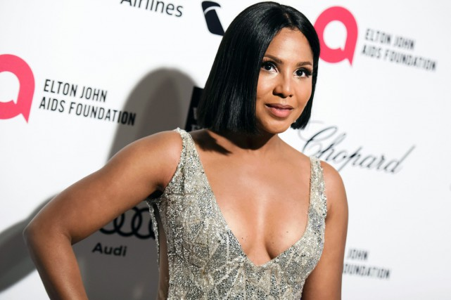 Toni Braxton en février 2015.... (PHOTO ARCHIVES AP)