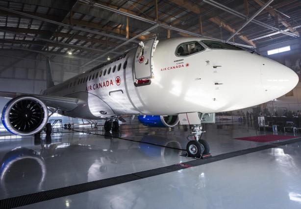 «Bombardier est le plus important investisseur en recherche... (PHOTO EDOUARD PLANTE-FRÉCHETTE, archives LA PRESSE)