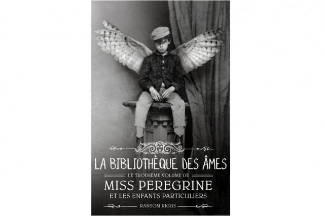 La bibliothèque des âmes -Miss Pérégrine et les... (Image fournie par Bayard jeunesse)