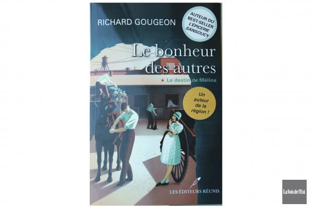 Richard Gougeon lancera Le bonheur des autres.... (Catherine Trudeau, archives La Voix de l'Est)