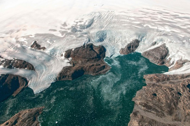 «Il est capital d'améliorer notre compréhension de l'Antarctique.... (PHOTO AFP)