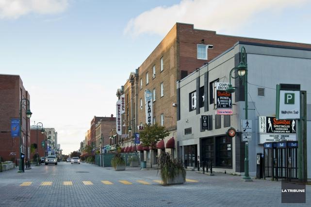 Au cours de prochaines années, la Ville de... (Archives, La Tribune)