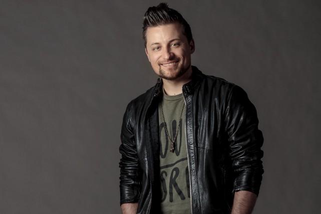 Avec l'albumGagner sa place, Jérôme Couture confirme son... (La Presse, Hugo-Sébastien Aubert)
