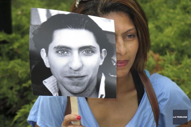 La femme de Raif Badawi, Ensaf Haidar, lutte... (Archives La Tribune)