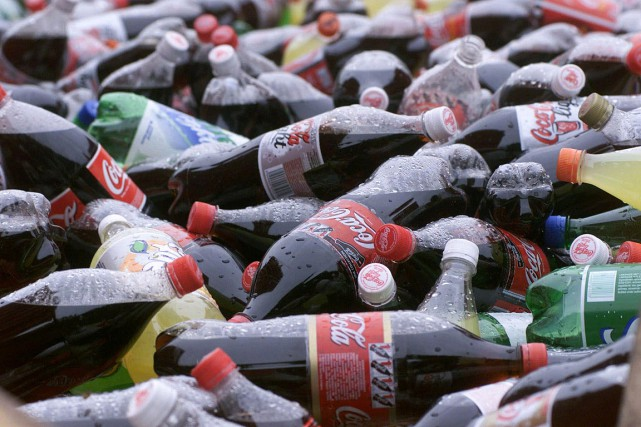 «Une taxe sur les boissons sucrées est une... (Yves Logghe, archives AP)