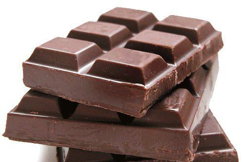 Des centaines de tablettes chocolatées ont été volées...