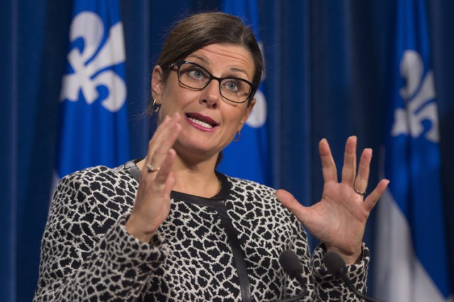 La neutralité religieuse de l'État québécois ne s'affichera... (PHOTO PC)