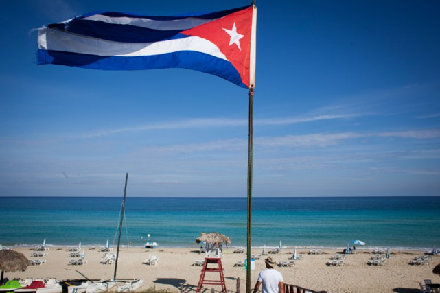 L'embargo contre Cuba était destiné à l'origine à... (Archives, Associated Press)