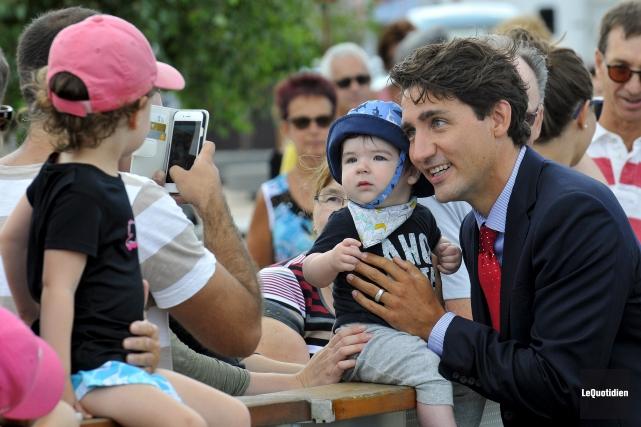 ÉDITORIAL / Un an jour pour jour après l'élection des libéraux à Ottawa, la... (Archives, Le Quotidien)