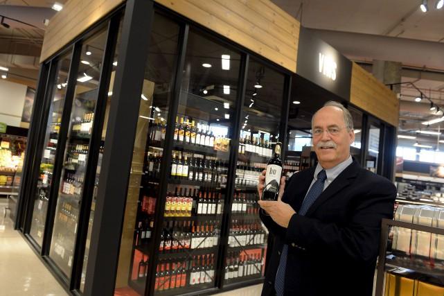 Ce nouveau supermarché IGA s'inscrit dans le dernier... (Le Soleil, Erick Labbé)