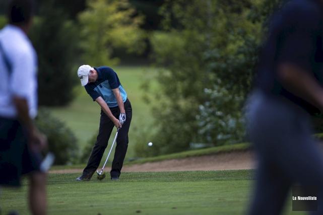 Les clubs de golf au Canada ne bénéficient... (Olivier Croteau, Le Nouvelliste)