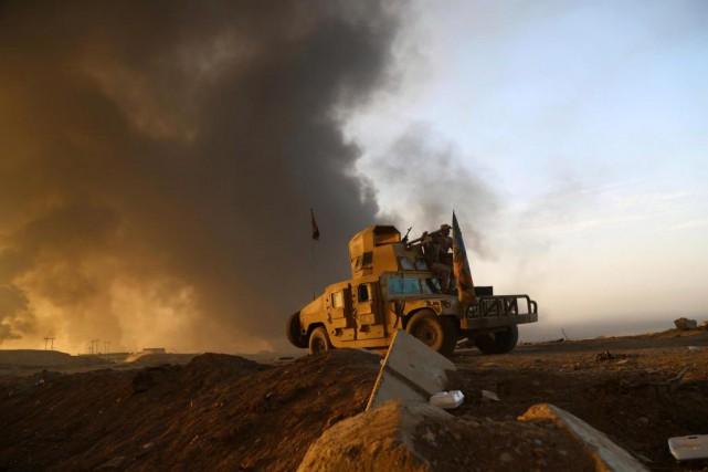 «Avec ses pertes militaires quotidiennes ainsi que la... (Photothèque Le Soleil)