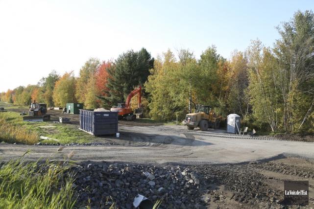 Hydro-Québec n'a pas mis en place de mesures... (Julie Catudal, La Voix de l'Est)