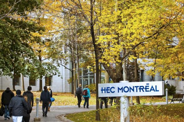 L'arrivée prochaine de HEC Montréal au centre-ville fâche... (PHOTO FOURNIE PAR HEC MONTRÉAL)