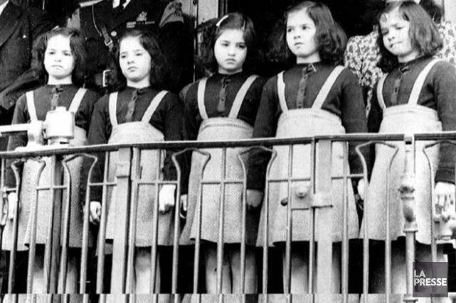 L'avenir de la maison historique des cinq soeurs jumelles Dionne est incertain.... (Photothèque La Presse)