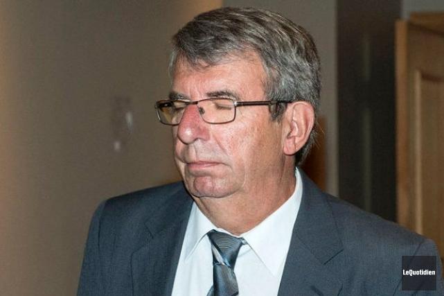 Le médecin à la retraite Laval Claveau.... (Photo archives Le Quotidien)