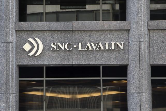 SNC-Lavalin a produit illégalement de l'énergie à l'aéroport... (Archives, La Presse)