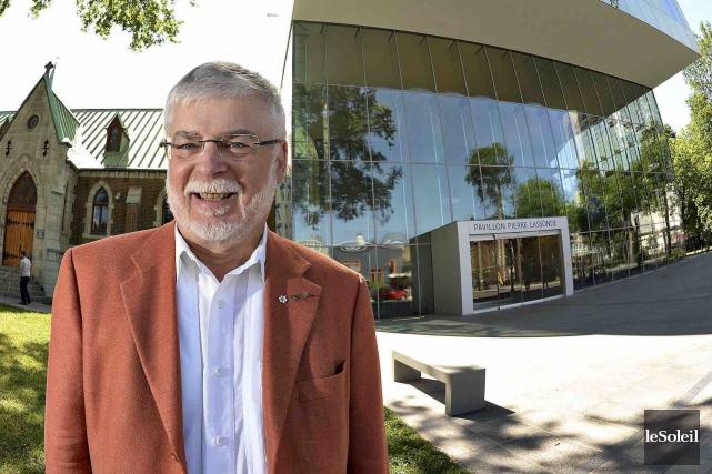 John Porter a présidé la Fondationdu MNBAQ pendant... (Photothèque Le Soleil, Patrice Laroche)