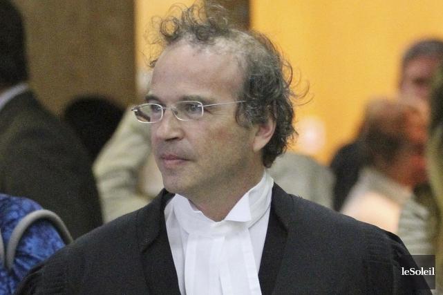 Le procureur de la Couronne, Me Michel Fortin,... (Photothèque Le Soleil)
