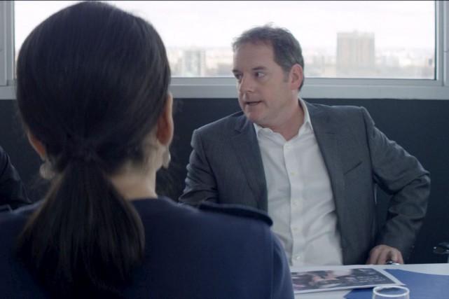 Homme d'affaires sans scrupules qui veut faire un... (Fournie par FunFilm)