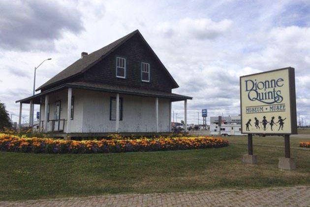 Cette maison historique située à North Bay pourrait... (Courtoisie Jeff Turl, Village Media)