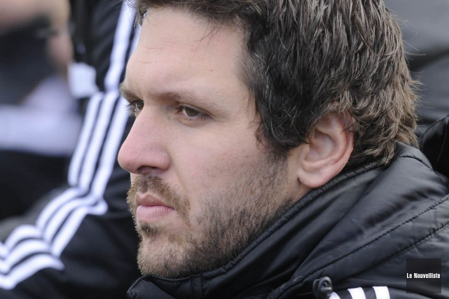 Roch Goyette, entraîneur des Patriotes de l'UQTR.... (Andréanne Lemire, Le Nouvelliste)