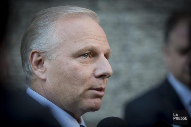 Le nouveau chef du Parti québécois, Jean-François Lisée,... (Archives La Presse)