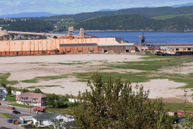 CHRONIQUE / Le terrain de la Consol, à La Baie, sera cédé à Saguenay pour la... (Archives Le Quotidien)