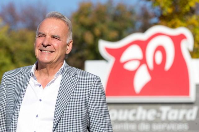 Alain Bouchard, roi du dépanneur, fondateur de Couche-Tard... (Photo François Roy, La Presse)