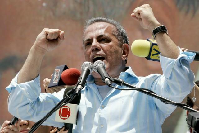 En 2007, Manuel Rosalesavait coordonné la campagne pour... (photo Leslie Mazoch, archives AP)