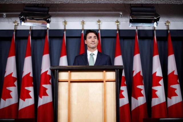 Justin Trudeau... (PhotoChris Wattie, archives Reuters)