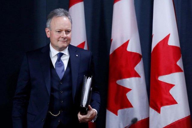 Le gouverneur de la Banque du Canada Stephen... (PHOTO CHRIS WATTIE, REUTERS)