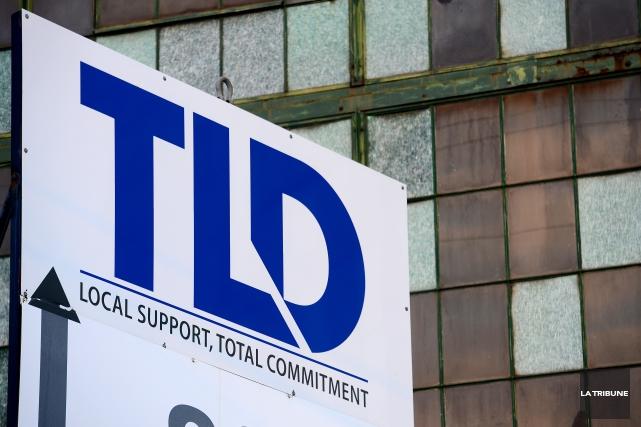 Les travailleurs de la compagnie TLD à Sherbrooke ont entériné avec une forte... (Archives La Tribune, Frédéric Côté)