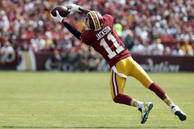 DeSean Jackson... (PHOTO Carolyn Kaster, archives AP)