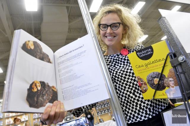 Le livre de Madame Labriski, Ces galettes dont... (Photothèque La Tribune, Maxime Picard)