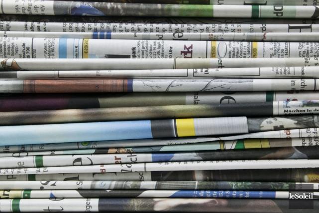 Les articles de presse peuvent fournir plusieurs indices... (Photothèque Le Soleil)