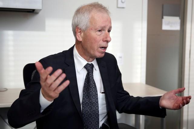 Le ministre des Affaires étrangères du Canada, Stéphane... (PHOTO Carlo Allegri, REUTERS)