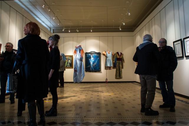 Le Musée Pierre-Boucher... (Olivier Croteau, Le Nouvelliste)